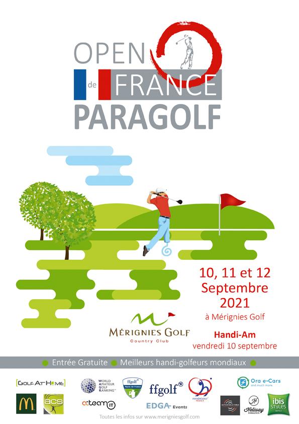 Open de France Paragolf