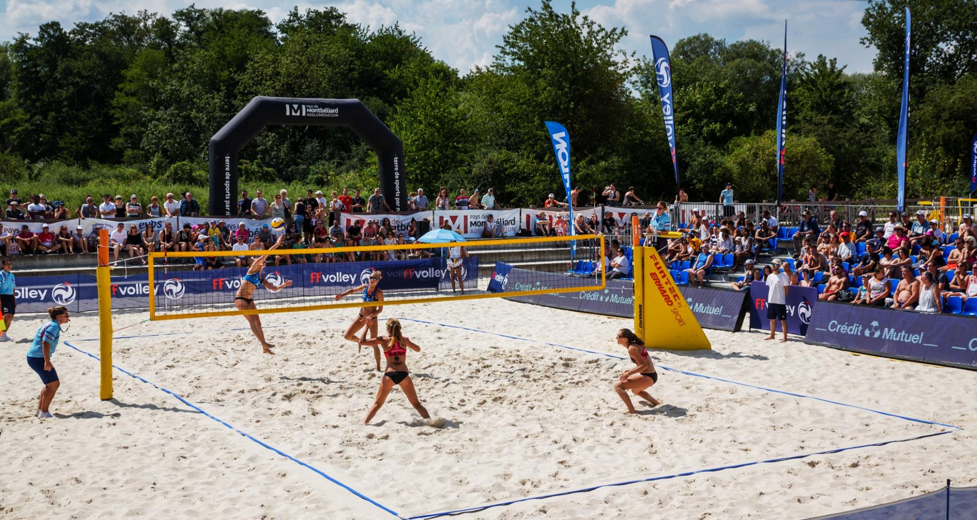 Open PMA de beach volley 2021
