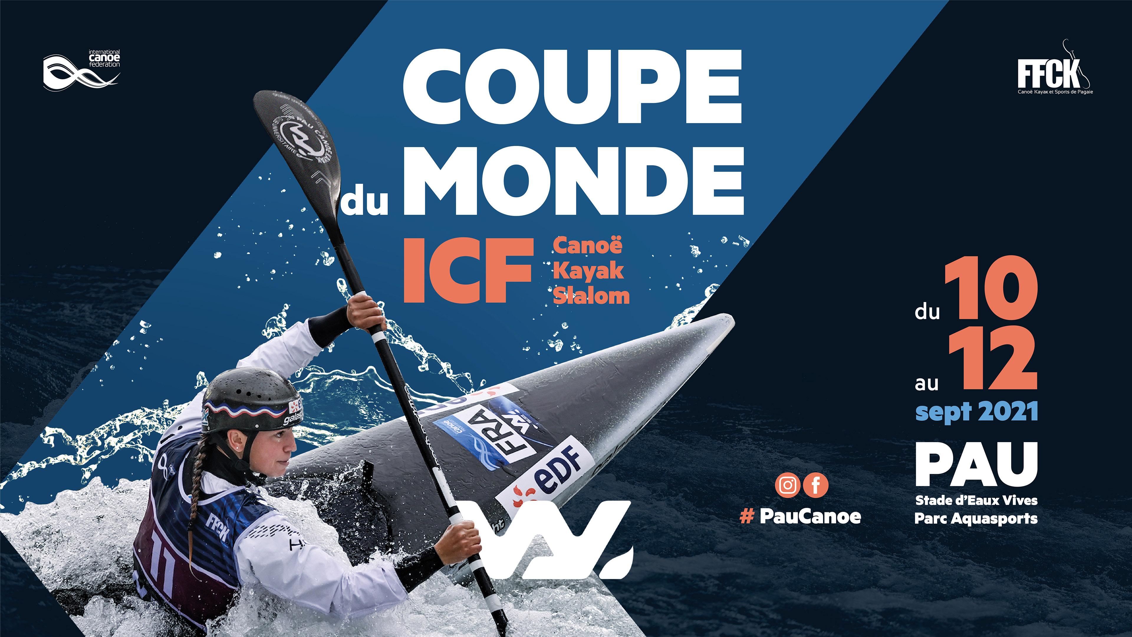 Coupe du monde ICF Canoë Kayak Slalom