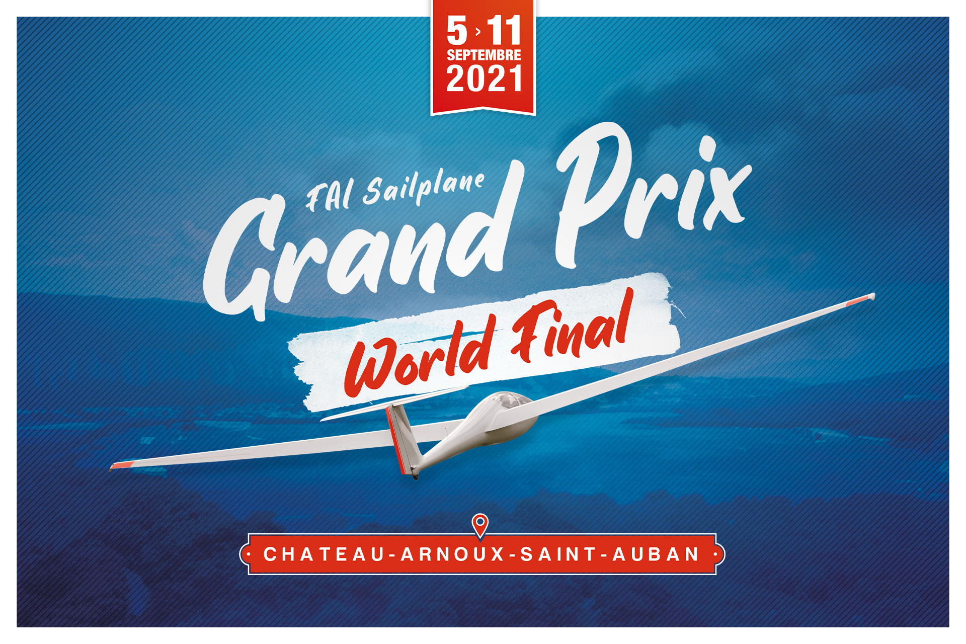 Sailplane Grand Prix - Finale St-Auban